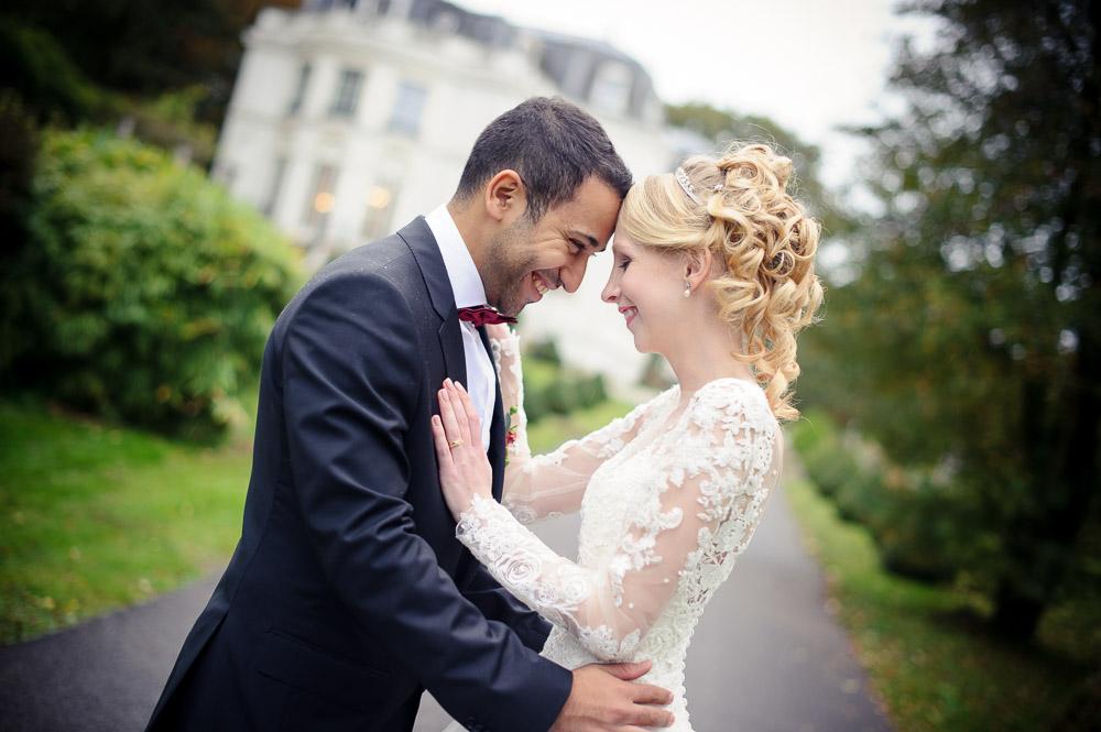 mariage chateau des clos bonnelles